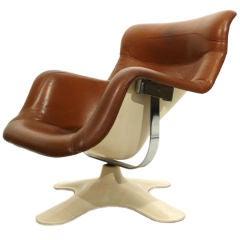 Karuselli Chair Designed by Yrjo Kukkapuro