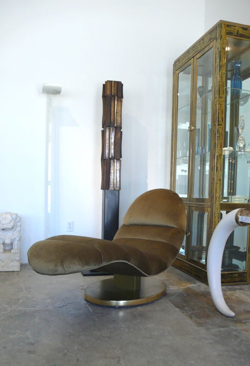 Lounge By Milo Baughman For Thayer Coggin At 1stdibs