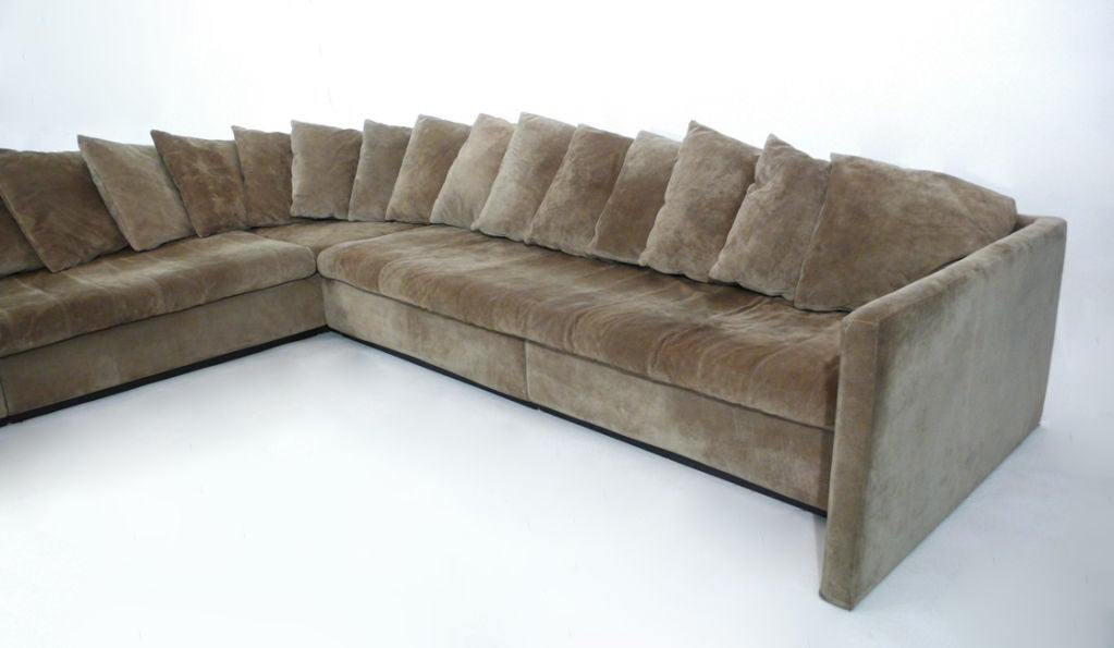 Suede Sectional Sofas Suede Recliner Sectional Sofa  : 878512754315126 from aysantrade.com size 1023 x 595 jpeg 50kB