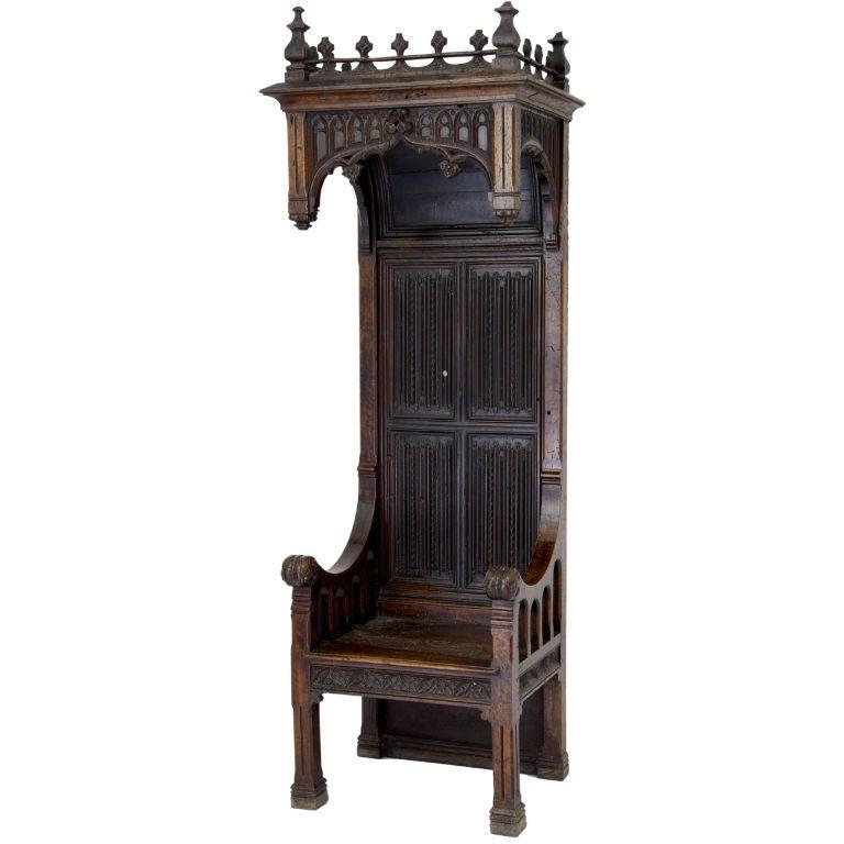 18th Century Mahogany Furniture