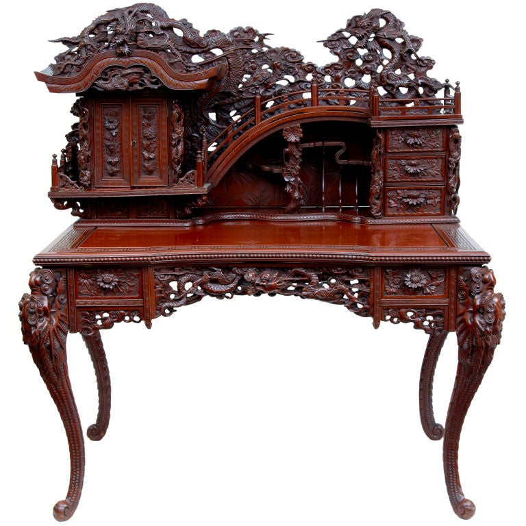20th Century Carved Laquered Chinese Desk Circa 1920 At. White Desk At Walmart. Pool Table Dining Top. Linen Table. Faux Marble Coffee Table. Dining Room Tables. L-shaped Desks For Home Office. Cheap Bistro Table Set. Desk Top Lamps