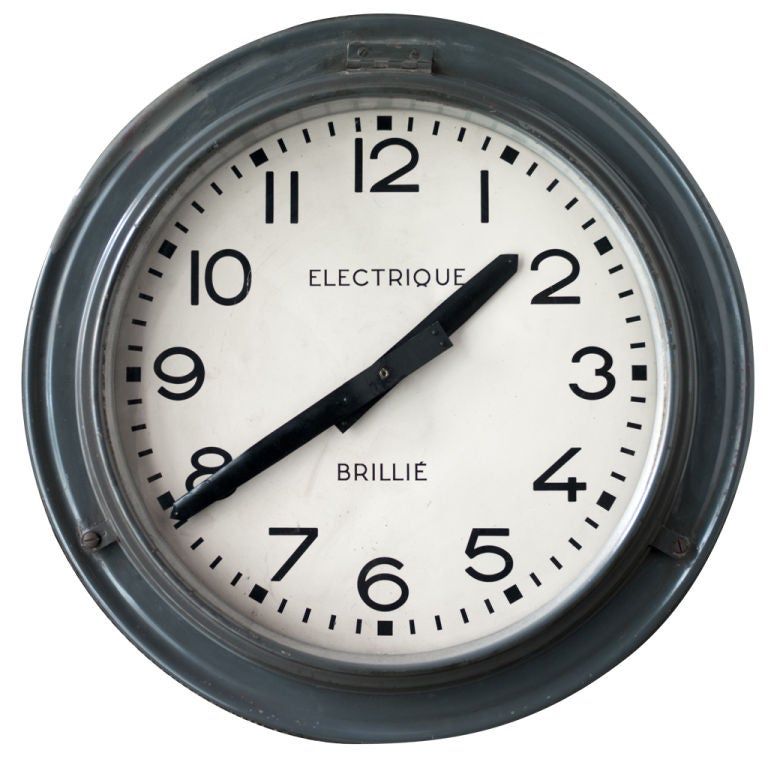industrial wall clock antique clocks for sale large style