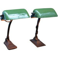 Library Desk Lamps