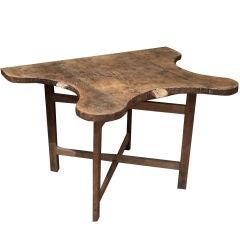 Primitive Jewelers Work Table