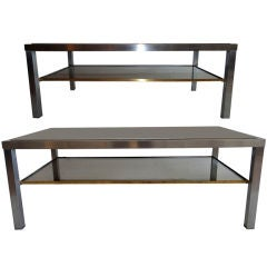 Pair of Jansen Coffee Table