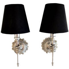 Pair of French Sconces