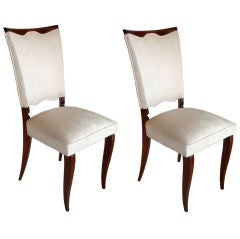 Set of6  Art Deco Dining Chairs