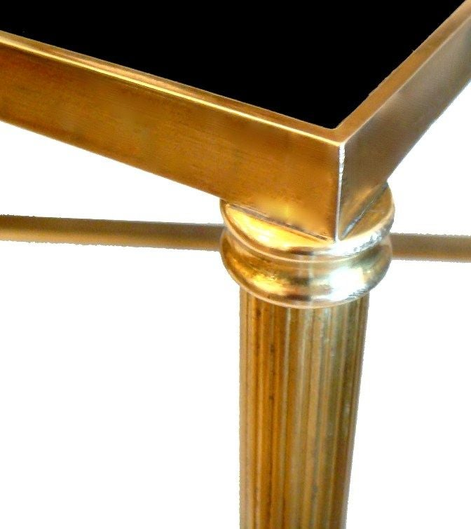 Parkdale Oval Coffee Table: Maison Mercier Coffee Table At 1stdibs