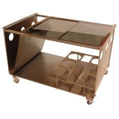 Francois Monnet Bar Cart