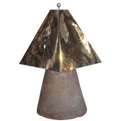Mexican Honey Jar Lamp
