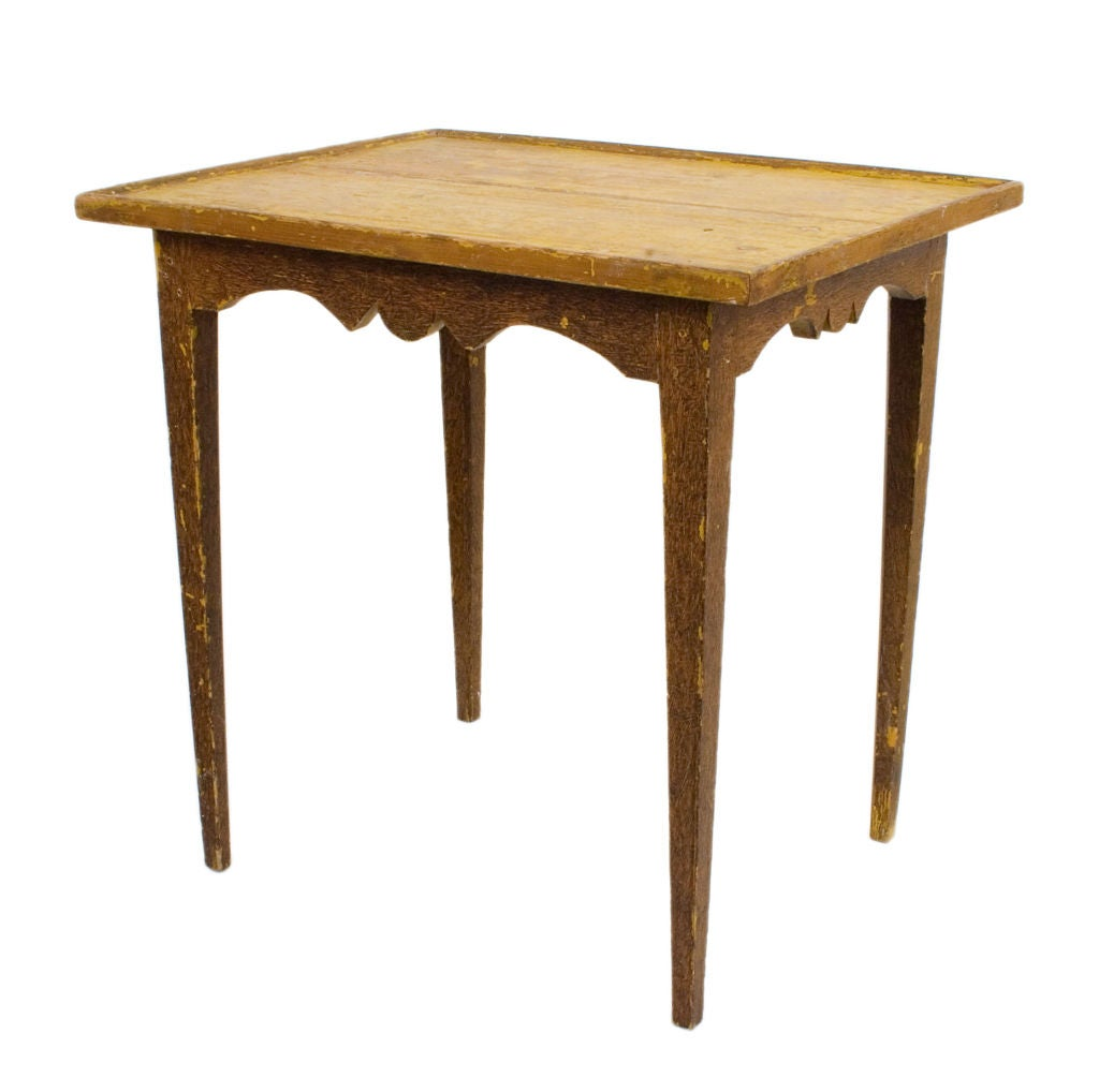 Small gustavian table at 1stdibs for Oka gustavian side table
