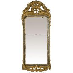 Rococo Mirror by Johan Åkerblad