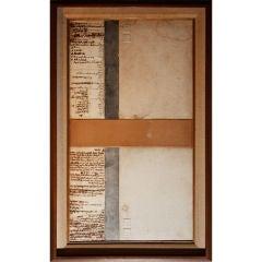 Marian WARZECHA: Polish Art, New York Museum of Modern Art