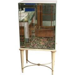 Jansen Mirrored Cabinet