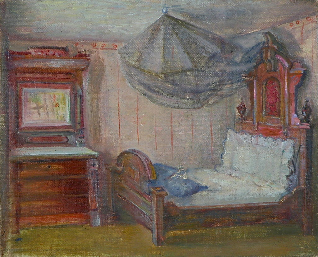 Portraits of Haunted Rooms In Excellent Condition For Sale In New York, NY