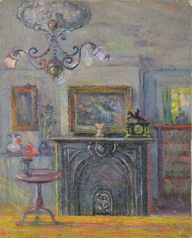 Portraits of Haunted Rooms For Sale 1