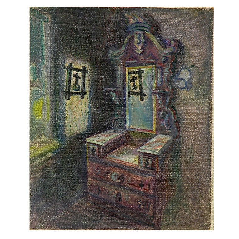 Portraits of Haunted Rooms For Sale