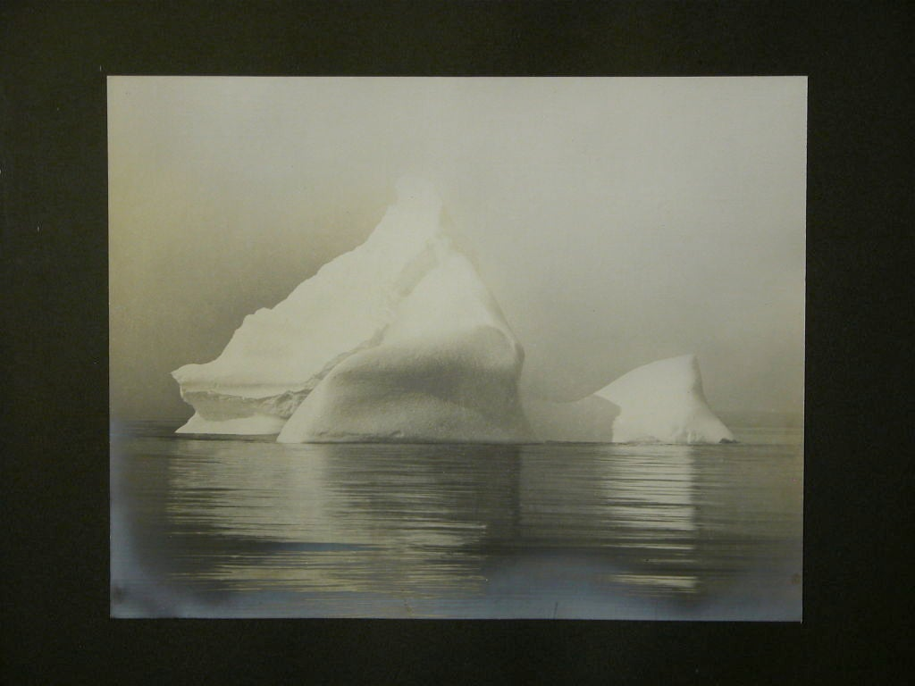 """""""The Tip of an Iceberg,"""" Painting 2"""