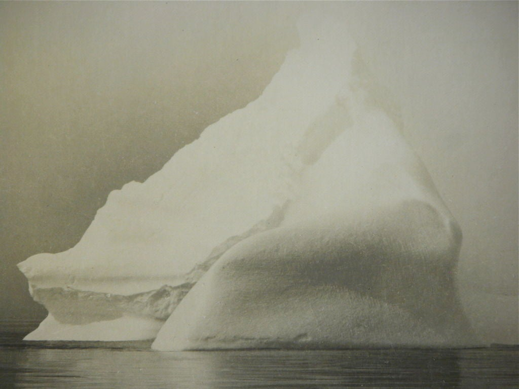 """""""The Tip of an Iceberg,"""" Painting 3"""