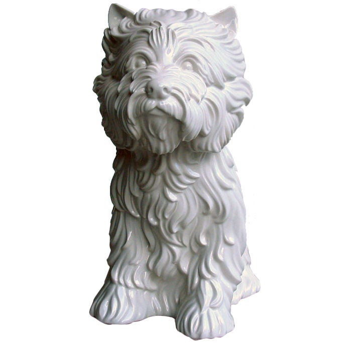 Puppy By Jeff Koons At 1stdibs