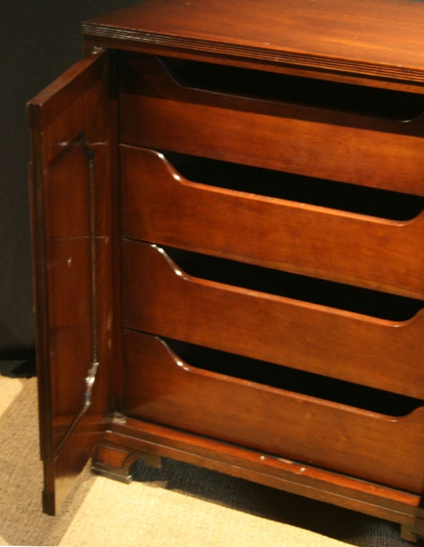 American Early Grosfeld House Cabinet For Sale