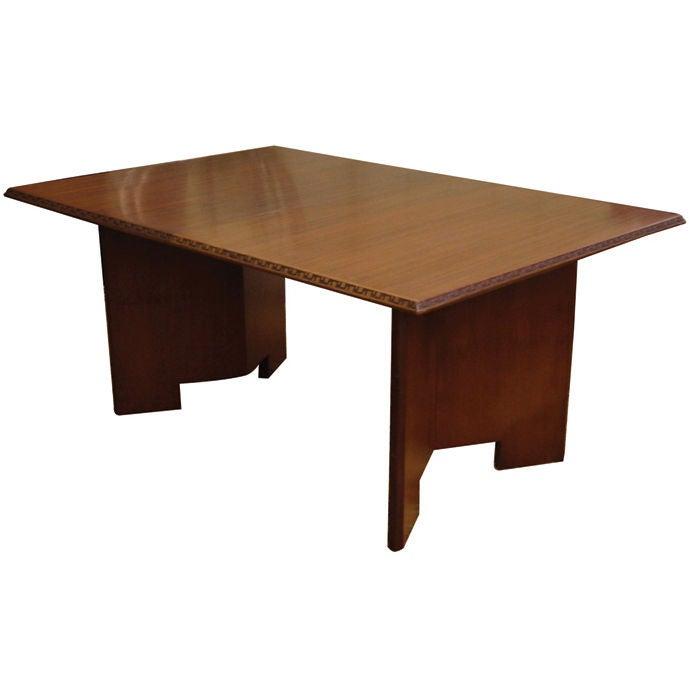 Frank Lloyd Wright Dining Table At 1stdibs