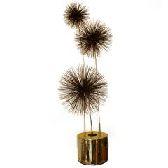 Curtis Jere Three Pom-Pom Lamp