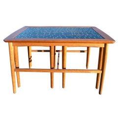 Arne Wahl Iversen for Ingemann Hansen Set of Nesting Tables
