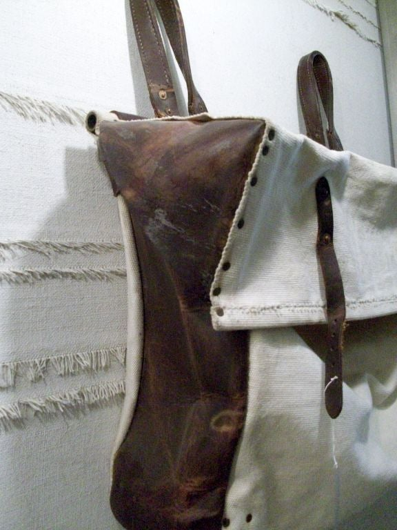 Late 19th C. American Mail Bag 2