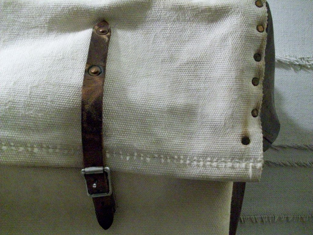 Late 19th C. American Mail Bag 4
