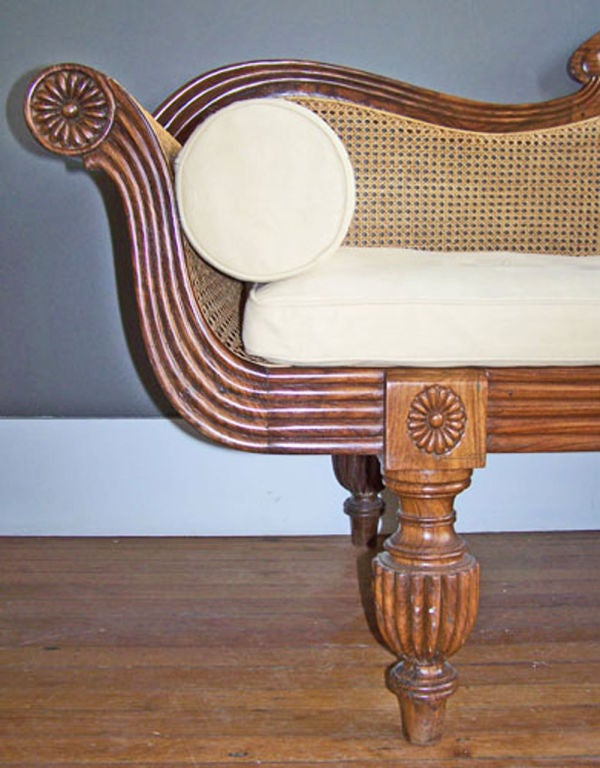 Pair Of West Indies Benches At 1stdibs
