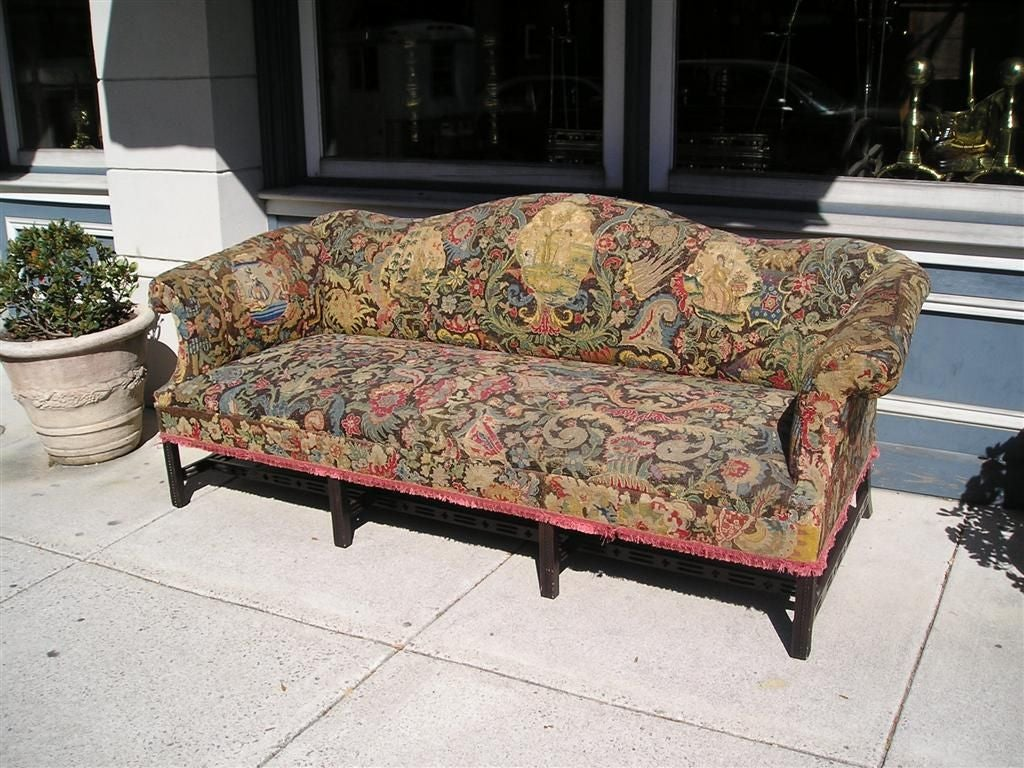 Chippendale sofaschippendale sofas - English Chippendale Sofa 2