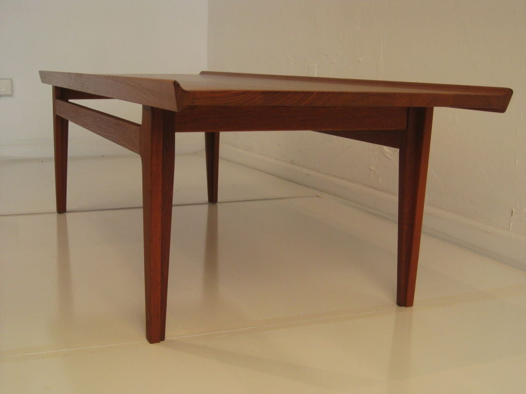 Series 500 Long Coffee Table By Finn Juhl At 1stdibs