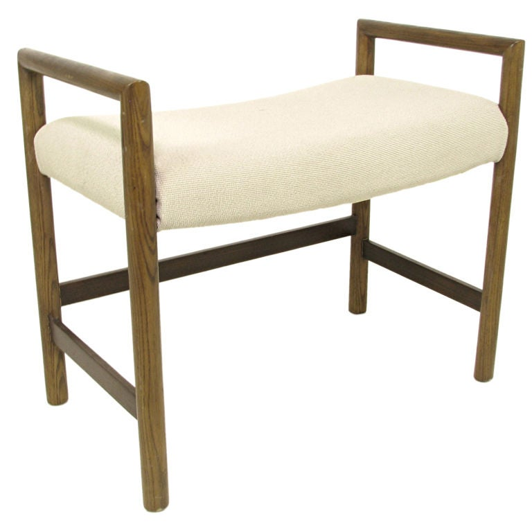Hall Bench by Edward Wormley for Dunbar ca 1960s at 1stdibs