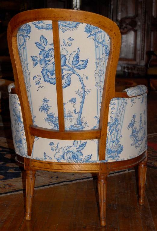 Louis xvi duchesse brisee chaise longue at 1stdibs for Chaise interiors inc