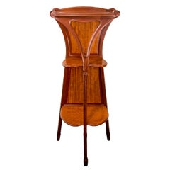 French Art Nouveau Pedestal by, Louis Majorelle
