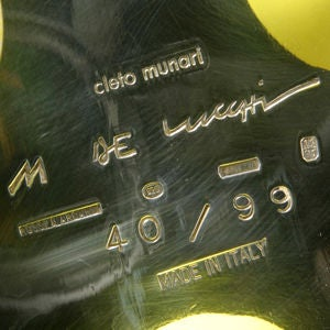 Michele De Lucchi for Cleto Munari Carafe 3
