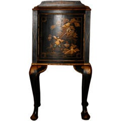 King George III Chinoiserie Chest