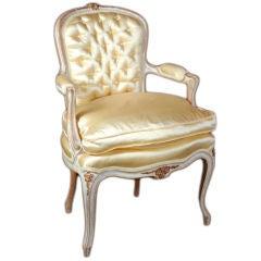 Ladies Louis XV Parlor Chair