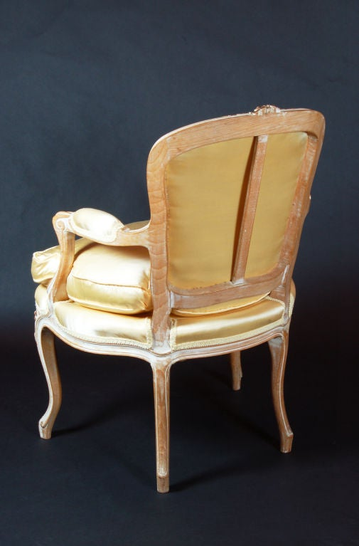 Ladies Louis Xv Parlor Chair For Sale At 1stdibs