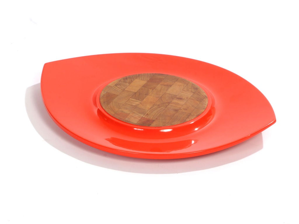 Lacquer Trays by Jens Quistgaard for Dansk 2