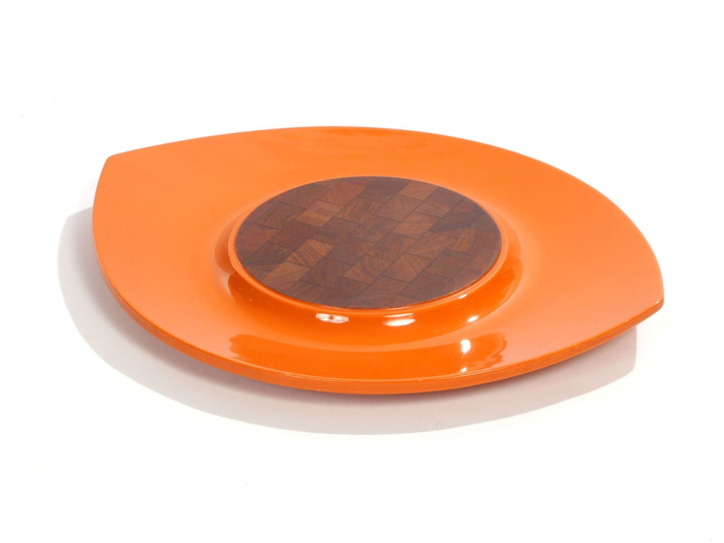 Lacquer Trays by Jens Quistgaard for Dansk 1