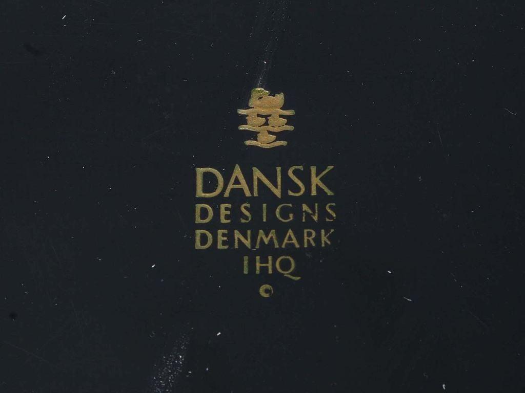 Scandinavian Modern Lacquer Trays by Jens Quistgaard for Dansk