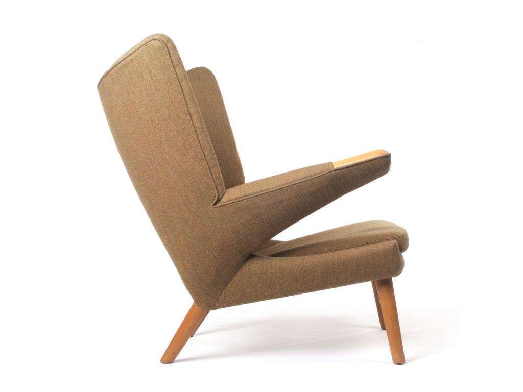 The Bear Chair By Hans Wegner At 1stdibs