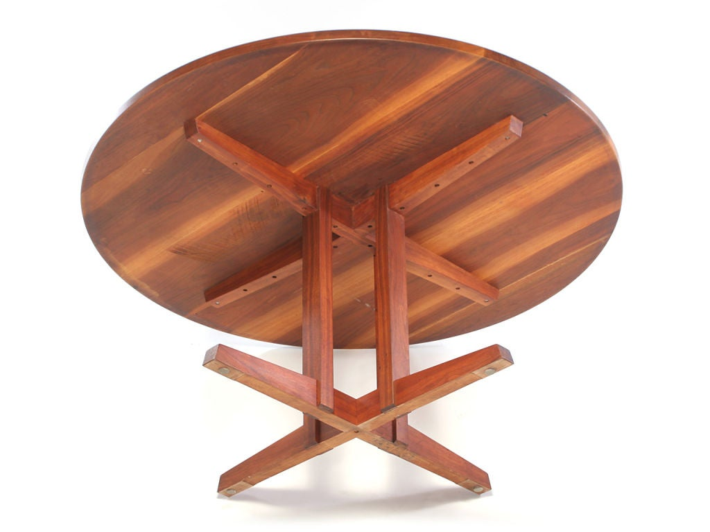 The Frenchmanu0027s Cove Round Table By George Nakashima 3