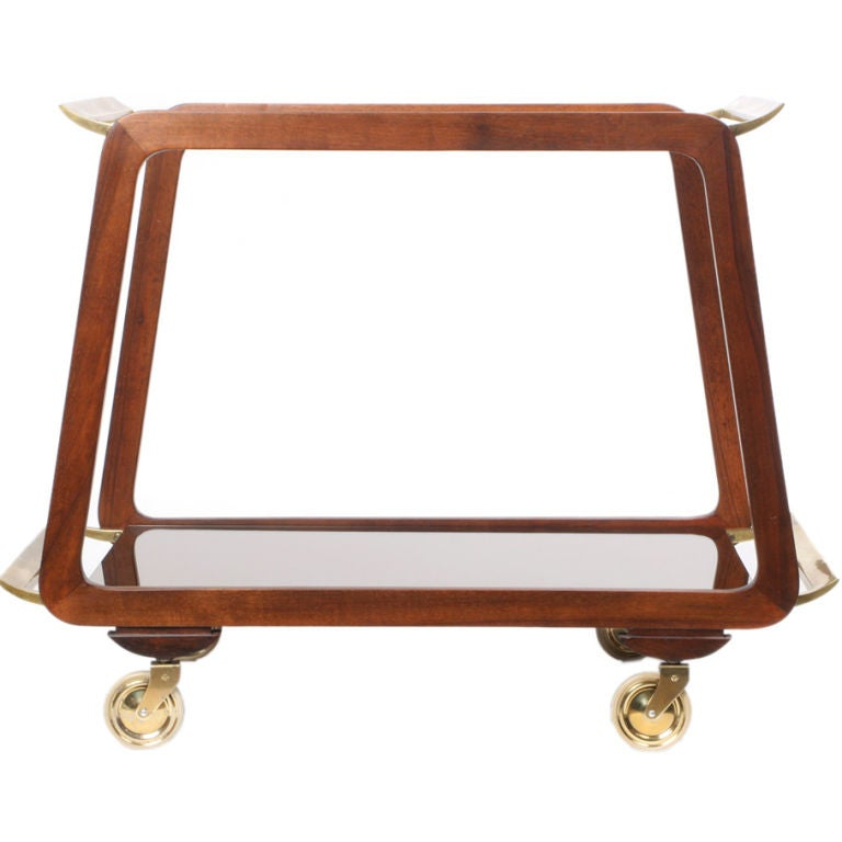 Serving Cart by Carl Aubock 1