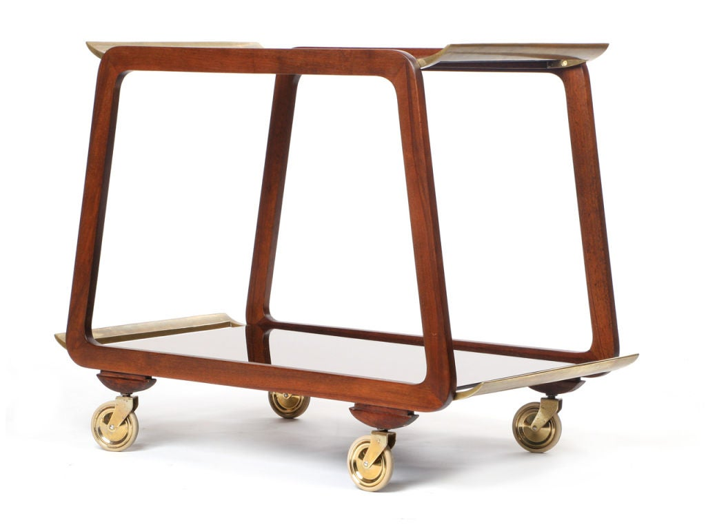 Serving Cart by Carl Aubock 2