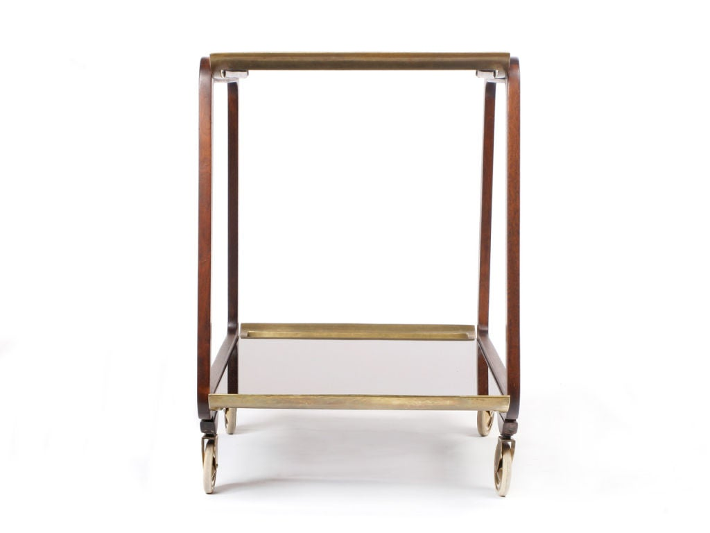 Serving Cart by Carl Aubock 3