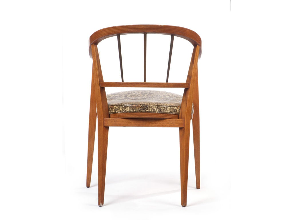 Petite Armchair by Edward Wormley for Dunbar In Good Condition For Sale In New York, NY