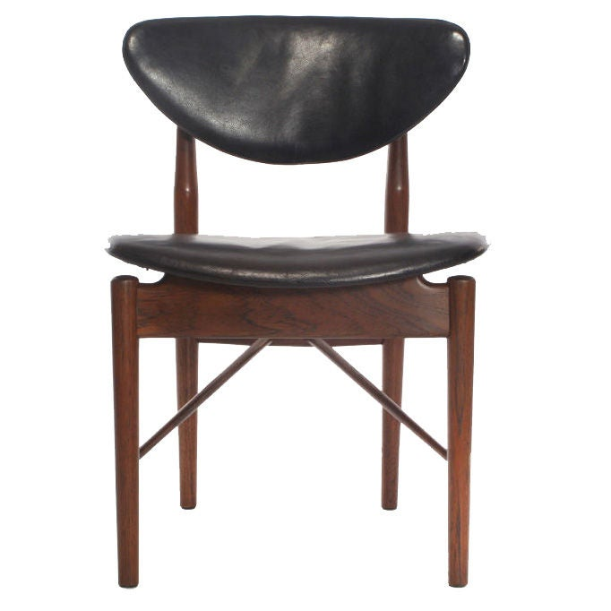 1956 Side Chairs by Finn Juhl